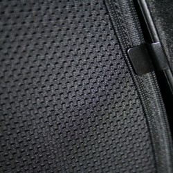 Sonniboy autozonwering Ford Transit Custom 2013- (alleen klapdeuren achter)