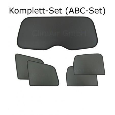 Sonniboy autozonwering Seat Leon 5F ST 2013-