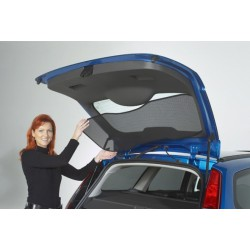 Sonniboy autozonwering Skoda Rapid Spaceback 2013-