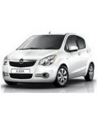 Autozonwering Sonniboy - Opel Agila ✓ zonwering op maat!