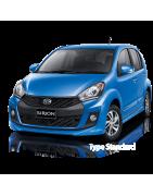 Autozonwering Sonniboy - Daihatsu Sirion ✓ top merk & Voordelig